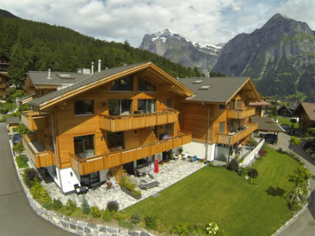 Appartement Silbersee